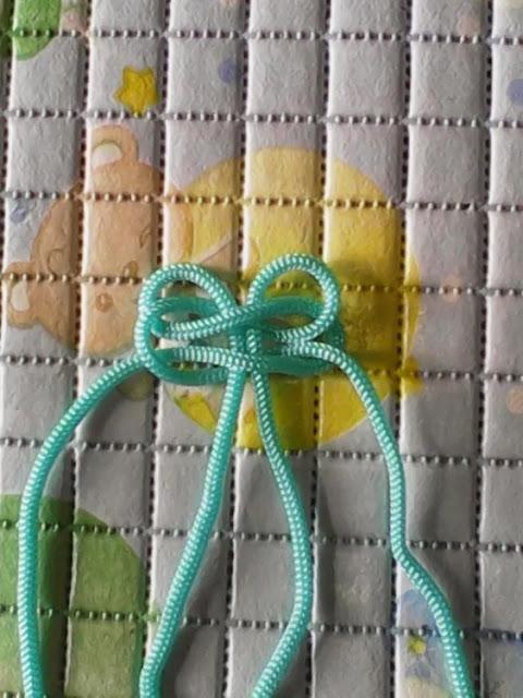 Cara Membuat Tas dari Tali Kur Beserta Gambarnya - (Untuk Pemula)