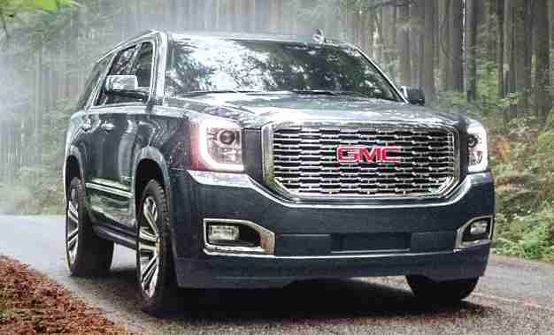 2021 GMC Yukon Redesign - Cars Authority