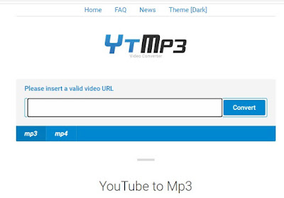 Cara Download MP3 dari Youtube – YtMP3
