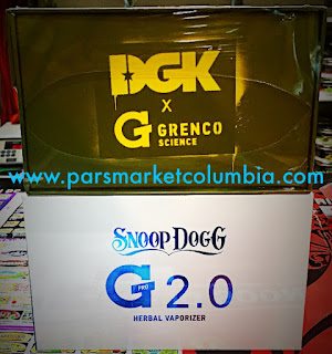 G Pro DGK and G Pro Snoop Dogg 2.0 at Pars Market Columbia Howard County Maryland 21045