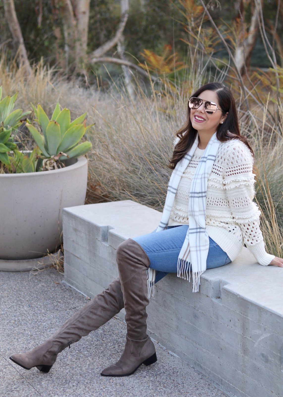 Marc Fisher Yuna Boots, san diego fashion blogger, fall fashion 2018 san diego