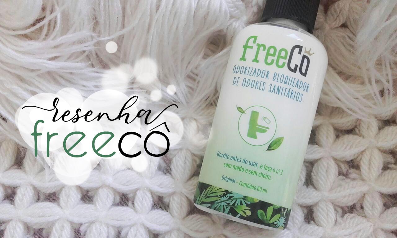 Foto do produto FreeCo bloqueador de odores sanitários