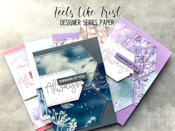 Always Thinking of You | Pretty Cards and Paper International Blog Hop October