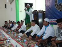 Dandim 0910/Malinau bersama Wakil Bupati Gelar Safari Ramadhan