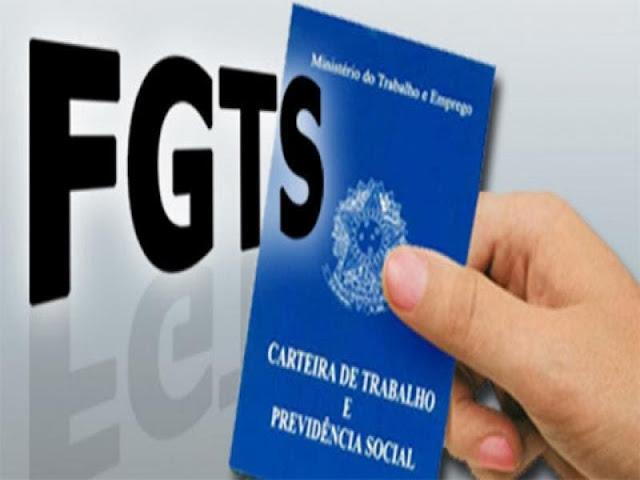 Saque conta inativa FGTS