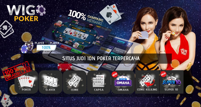 Situs Idn Poker Deposit Via Ovo Situs Judi Idn Poker Terpercaya