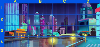 Figure: Where's the Pokémon hiding in this picutre? Type your answer in below!