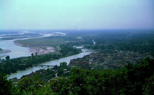 development in haridwar