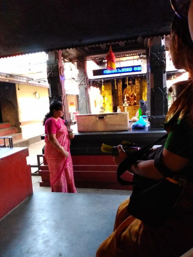 Subramanya Swamy Temple Garbhagriha