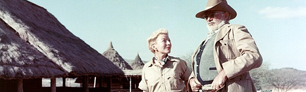 Hemingway in Kenya