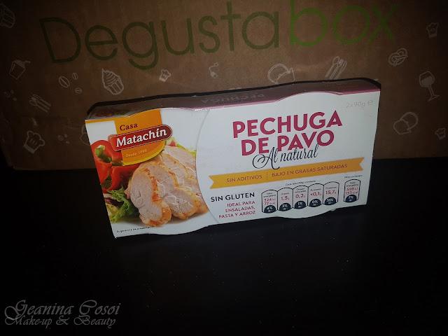 Casa Matachín pechuga de pavo Degustabox Junio´17 ¡VERANO!