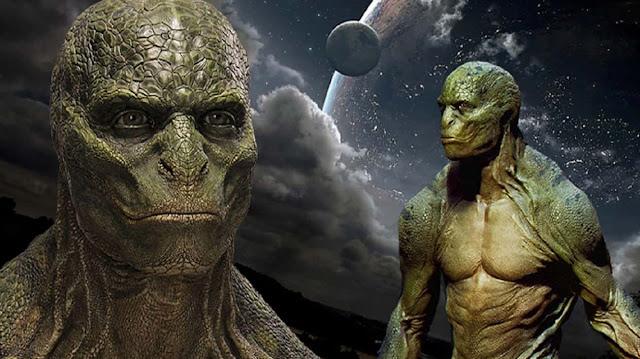 Sự thật về Alex Collier trong cuộc chiến chống lại người ngoài hành tinh Bò sát