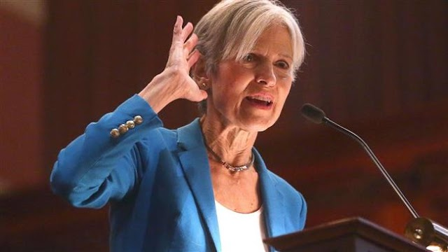 US Green Party presidential candidate Jill Stein wants an election system that Americans can trust