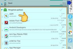 Cara Ekstrak dan Back-up Aplikasi Android Menjadi File Terpisah