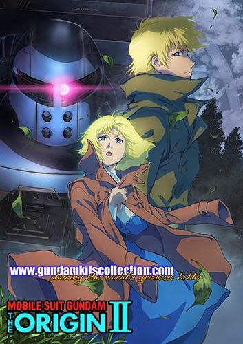 Mobile Suit Gundam The Origin Ii Artesia S Sorrow News