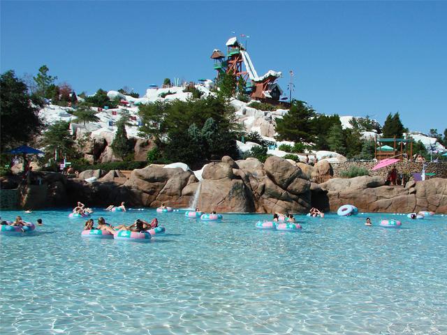 Parque acuático Blizzard Beach Orlando