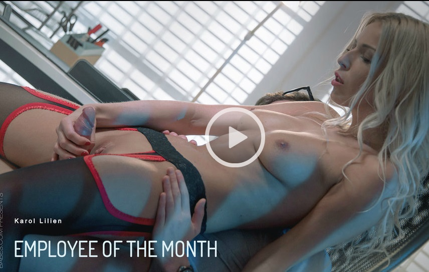 UNCENSORED [babes]2016-12-19 EMPLOYEE OF THE MONTH, AV uncensored