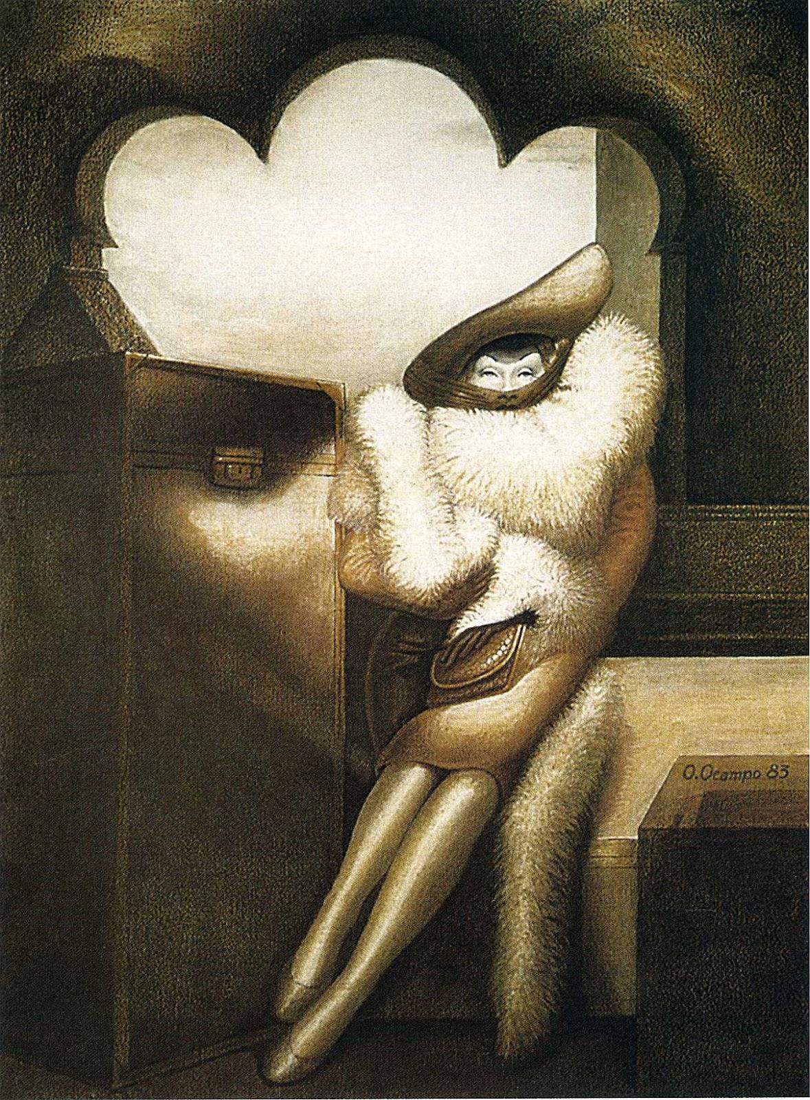 Surrealism and Visionary art: Octavio Ocampo