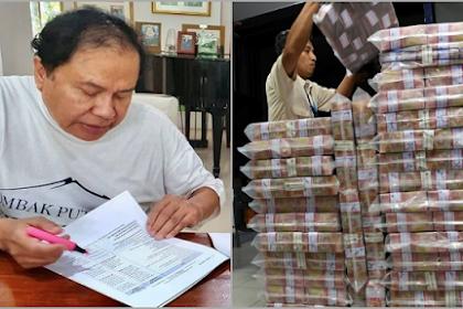 Rizal Ramli Sebut Dana Haji Rp120 Triliun Tinggal Tersisa Rp18 Miliar Uang Cash