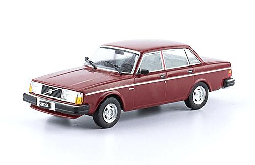 volvo 244 GL 1979 1:43 autos inolvidables argentinos salvat