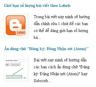 Auto readmore Blogspot