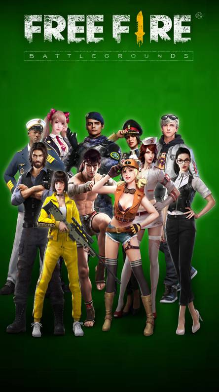 Family Garena Free Fire Wallpapers Hd 63 By Spot Up Wallpapers