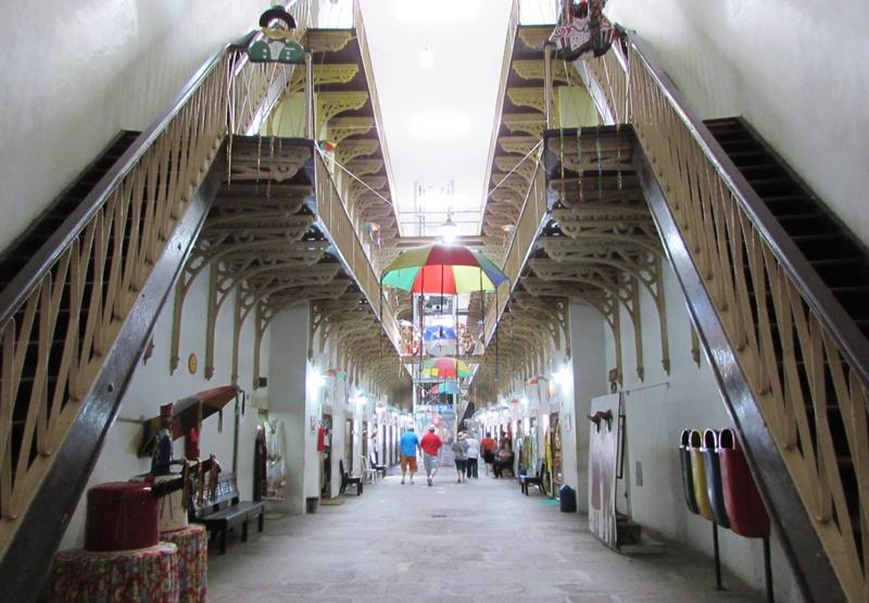 Compras, feiras e artesanatos no Recife: Casa da Cultura