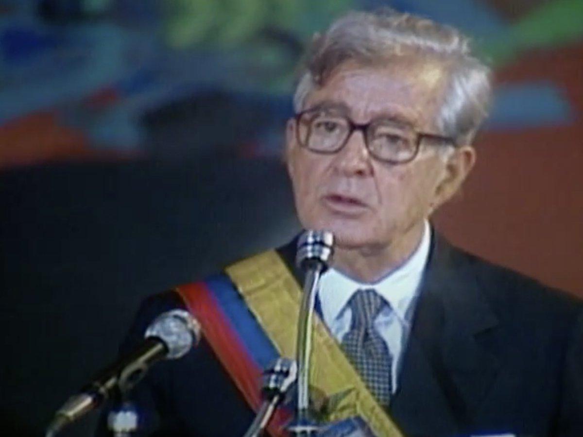 Expresidente Virgilio Barco, vinculado con genocidio del partido UP