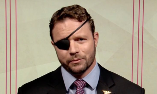 GOP CANDIDATE DAN CRENSHAW RESPONDS AFTER 'SNL' MOCKS HIM FOR LOSING EYE IN AFGHANISTAN