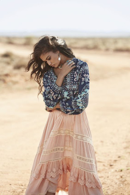 Stay tuned to our Desert Chic Collection...