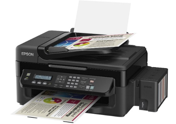 Epson EcoTank L555 Multifunction Inkjet Printer Driver Downloads