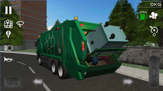 Trash Truck Simulator Apk [LAST VERSION] - Free Download Android Game