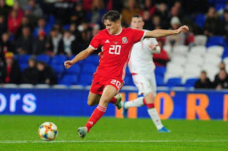 Highlight: Daniel James' Stunner Gives Wales Victory Over Belarus