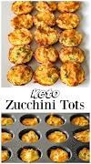 Zucchini Tots