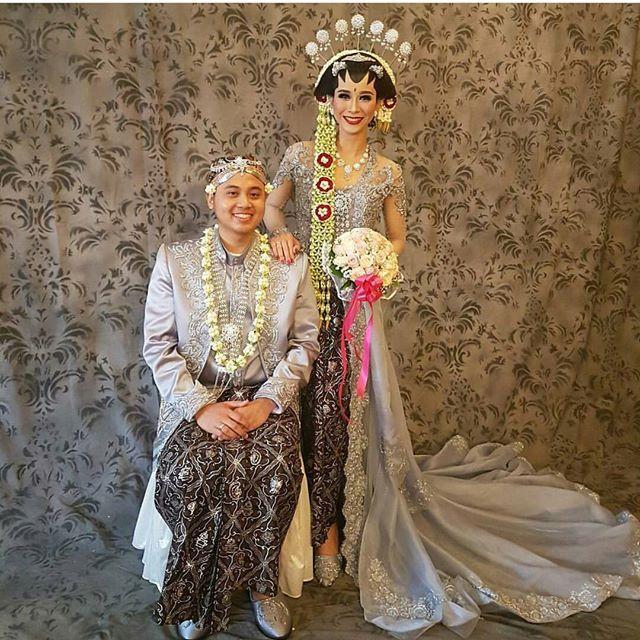Rias Pengantin Hijab Jawa Tengah Fatma Sholeha