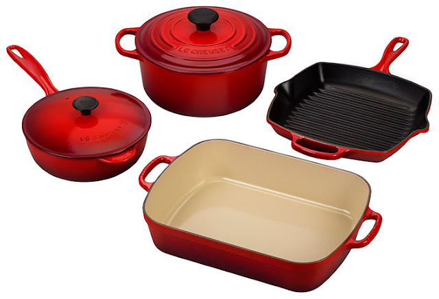 Le Creuset Holiday Boutique Sweepstakes