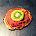 Super Healthy Pancake of DÁTILES Y MANZANA.