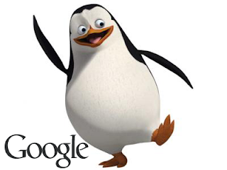 PINALTY GOOGLE PENGUIN