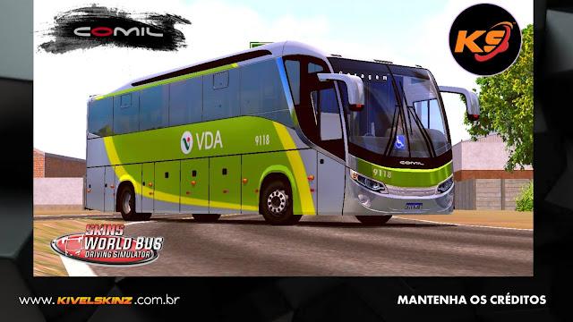 COMIL 1200 4X2 - VIAÇÃO VALE DO AMAZONAS