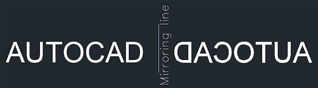 mirrtext autocad commands