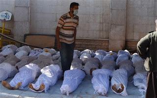 Di Suriah, Orang Mati-pun Diminta Bergabung dengan Militer Rezim Syiah Nushiriyah