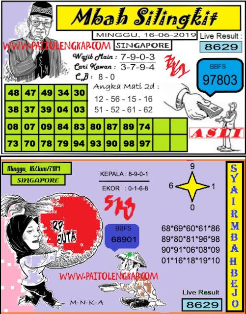 dewa-nalo Syair SGP