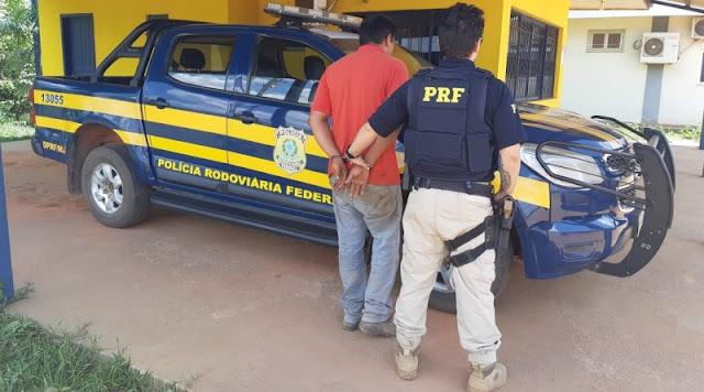 Em menos de 20 horas, PRF prende três foragidos da Justiça