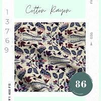 Ironless Fabric, Kaftan Fabric