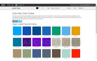 10 Website Gratis untuk Mempermudah Pekerjaan Anda 10 colorhex