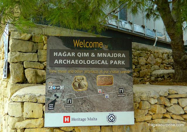Parque Arqueológico de Hagar Qim, Malta