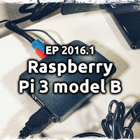 EP2016.1 Raspberry Pi 3, makers e DIY