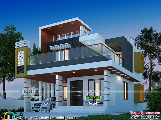 Awesome contemporary style 3 bedroom home