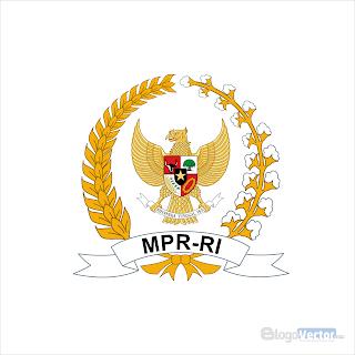 MPR-RI Logo vector (.cdr)