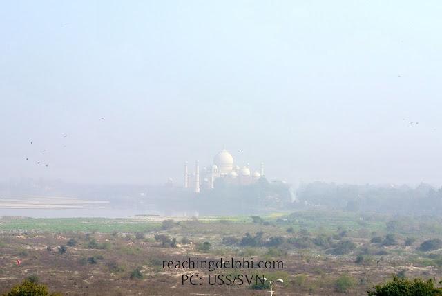 Taj Mahal, Agra, ReachingDelphi